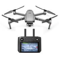 фото квадрокоптер dji mavic 2 zoom + dji smart controller