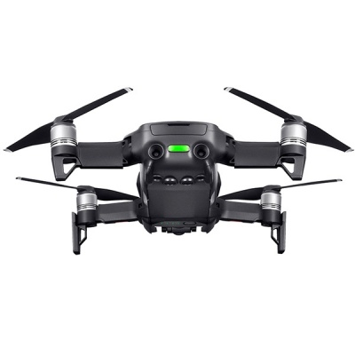 фото квадрокоптер dji mavic air (onyx black, черный)